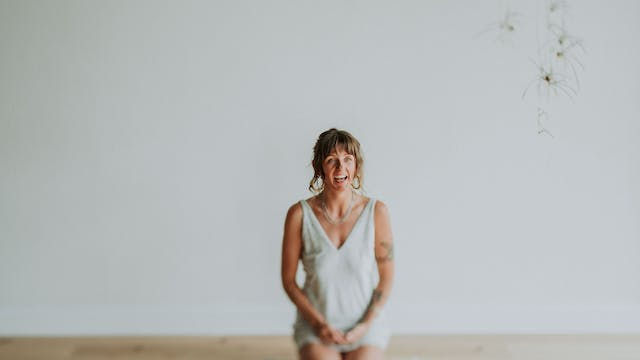 Yoga Church with Audra | 10/11/20