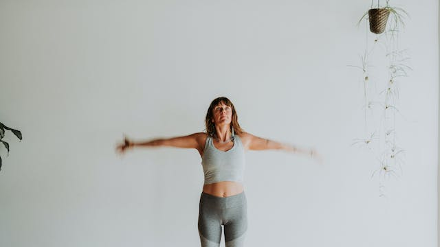Deep Hips | A Mini-Flow with Audra