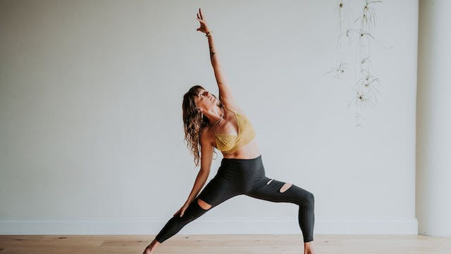 30 Minute Flow with Audra | 7/15/20