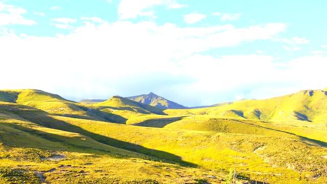 The Drakensberg: Barrier Of Spears