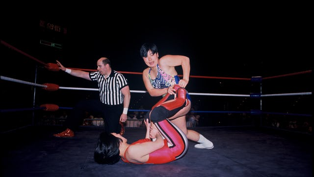 Super Ladies Showdown - Part 2