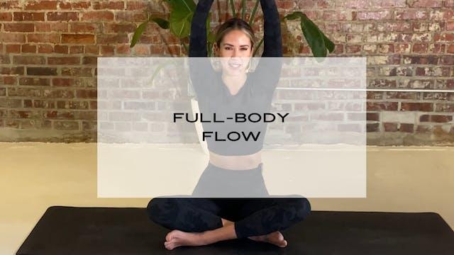 Full-Body Flow
