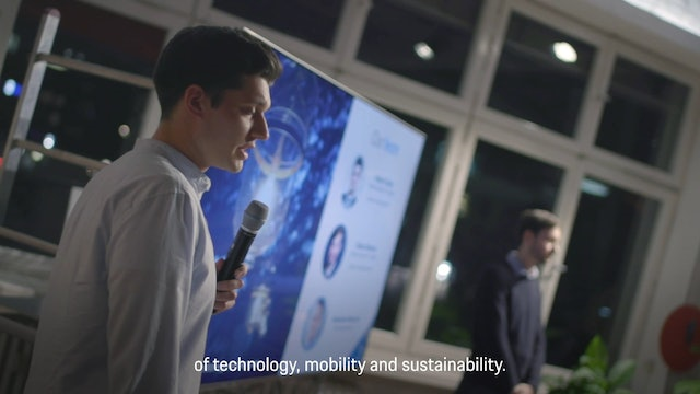 """Porsche. Finale of the ideas competition """"Mobility for a better world"""""""