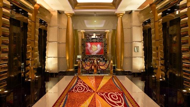 Burj Al Arab. The World's Most Luxurious Hotel