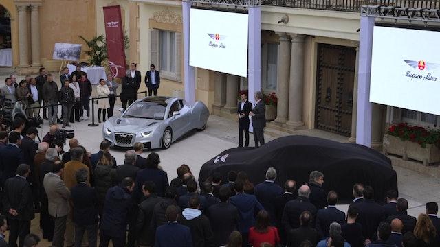 Hispano Suiza Carmen Boulogne Press Conference