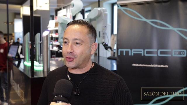 Entrevista a Victor Martin, CEO & Founder de MACCO ROBOTICS