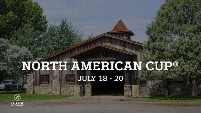 North American Cup Final McClure River Ranch 1-0 vs La Karina 1-0