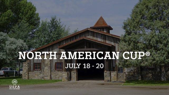 North American Cup Final McClure Rive...