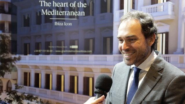 Entrevista a Jaime Hevia sobre Gran Hotel Montesol Ibiza