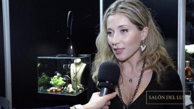 Entrevista a Beatriz Milleiro en Salón del Lujo 2019