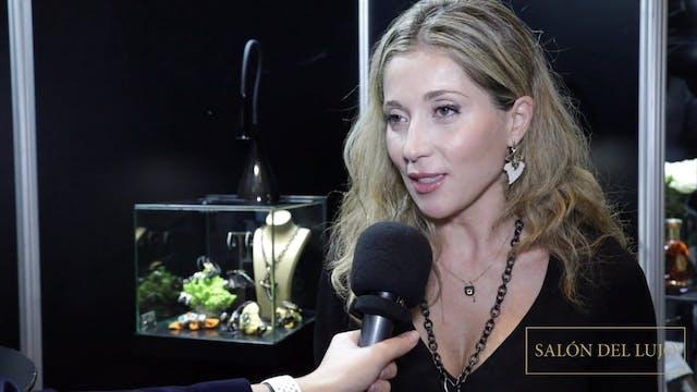 Entrevista a Beatriz Milleiro en Saló...