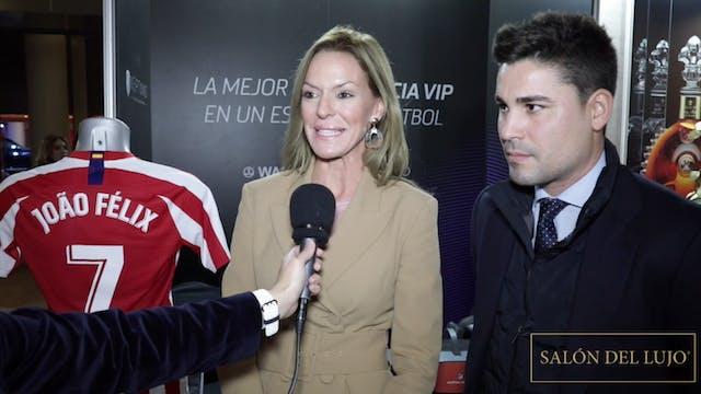 Entrevista a Isabel Gil y David López...