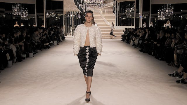 Chanel. FILM OF THE MÉTIERS D'Art 201...