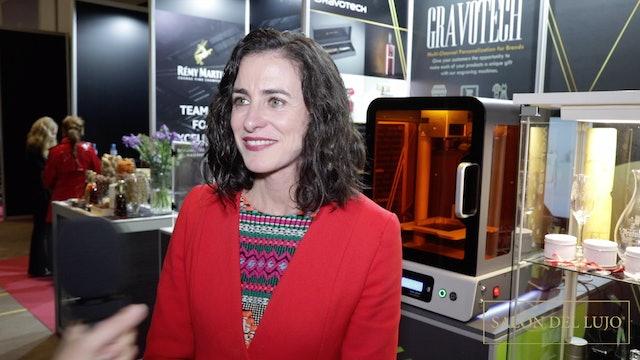 Entrevista a Ana Martínez Fuertes, Directora General de Grupo Gravotech
