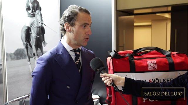 Entrevista a Óscar Larrea, director g...