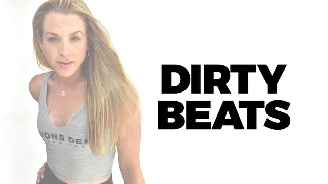 60 MIN DIRTY BEATS WITH MARYALLISON