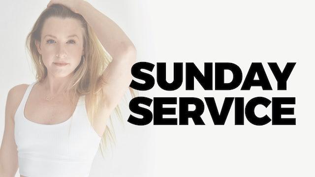 ZOOM #168 | SUNDAY SERVICE POWER FLOW - 90 MIN