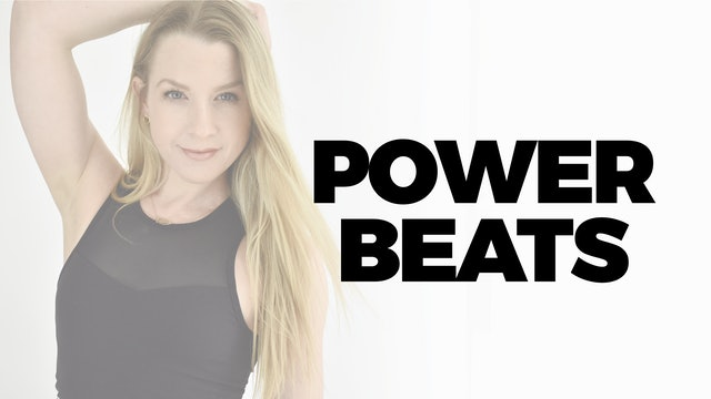 45 MIN POWER BEATS WITH ZACK - FOR THE BOYS
