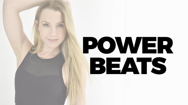 45 MIN POWER BEATS WITH ZACK - FOR TH...