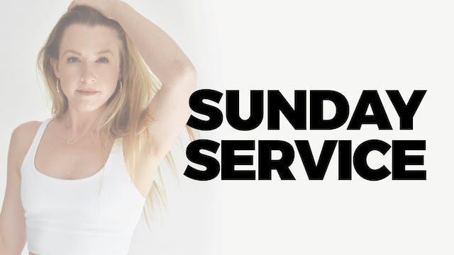 ZOOM #117 | SUNDAY SERVICE POWER FLOW - 90 MIN
