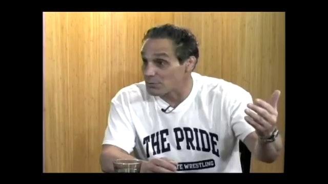 Dan Mayo 2 Time All American Wrestler at Penn State University
