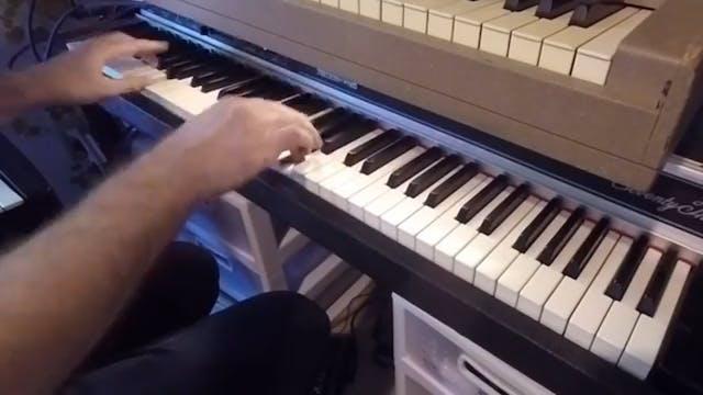 Eric Levy Electro Jam