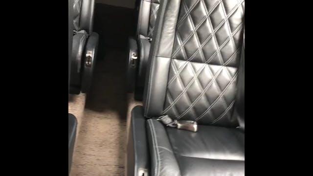 Flight Attendent Zero Haliburton to Jet
