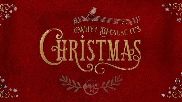Why? Because It's Christmas Virtual Record Release Party
