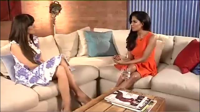 VEENA MALIKS SENSATIONAL INTERVIEW ON ACHIEVERS