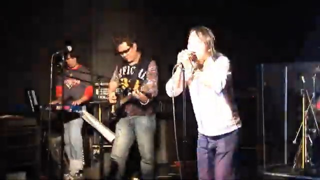 80s Rock songs by Arnel Pineda with Zoo band