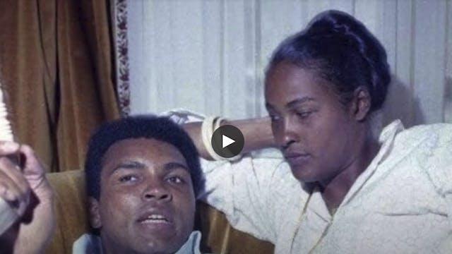 The Woman behind Muhammad Ali