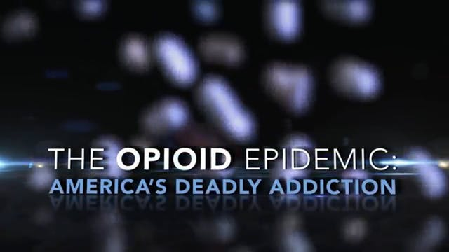 The Opioid Crisis Understanding America's Deadly Addiction with Professor Thad Polk