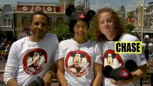 Mouseketeers From All New Mickey Mouse Club Celebrated During Magical Reunion Pre-Parade