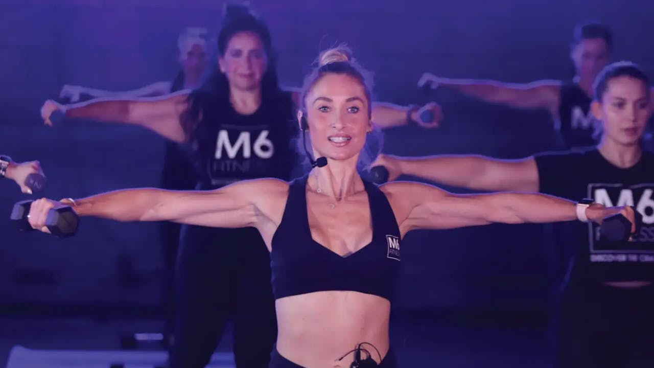 MAT TONED ARMS WITH MICHELLE