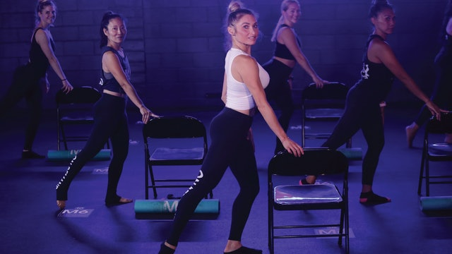 SHAPEBARRE FUSION WITH MICHELLE
