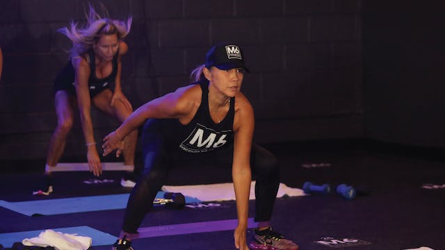 MAT RAPID LEGS WITH MICHELLE