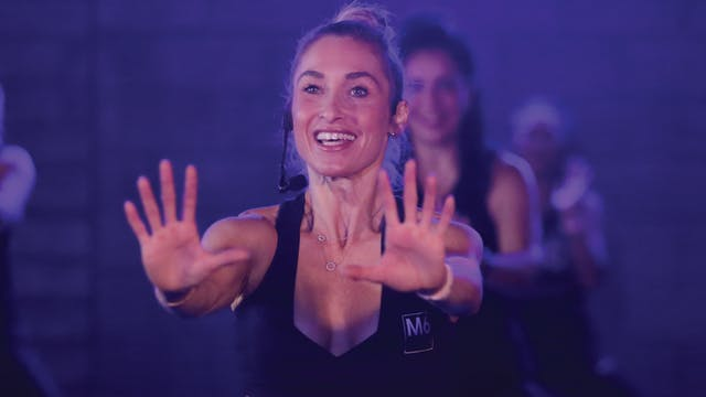 MAT DANCE BODY TONE WITH MICHELLE