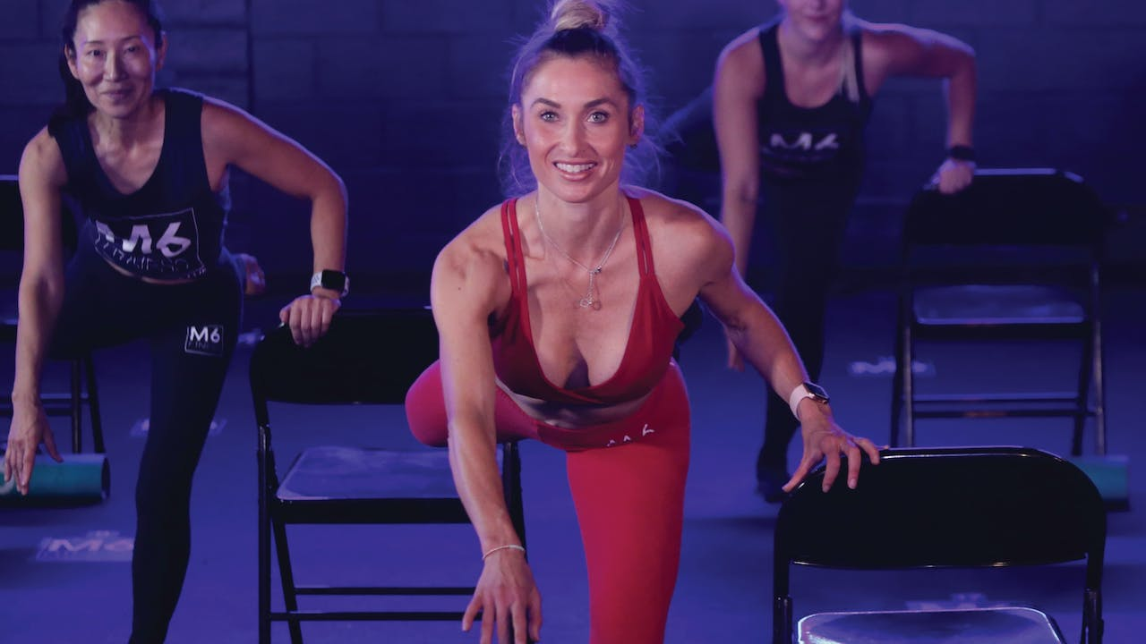 SHAPEBARRE SCULPT WITH MICHELLE
