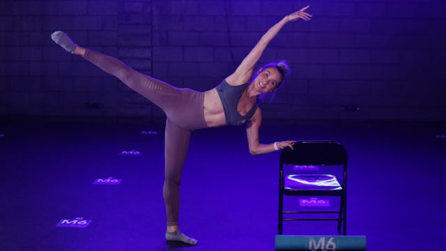 SHAPEBARRE TOTAL BODY TONE WITH MICHELLE