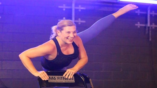 SHAPEBARRE TONE IT UP WITH MICHELLE
