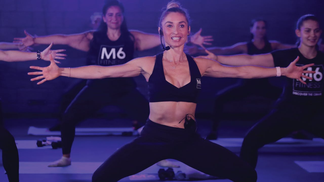 MAT FULL BODY IGNITE WITH MICHELLE
