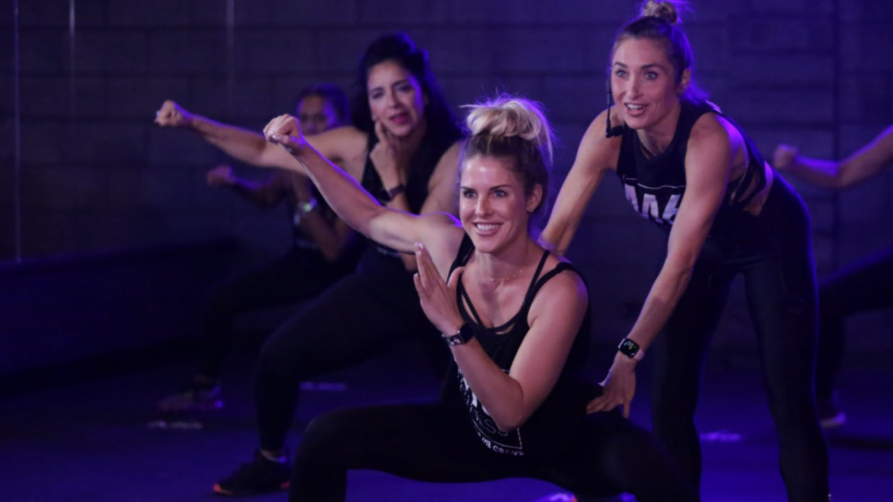 PBX CARDIO & CRUNCHES WITH MICHELLE