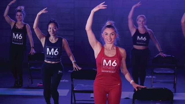 SHAPEBARRE SCULPT & SWEAT WITH MICHELLE