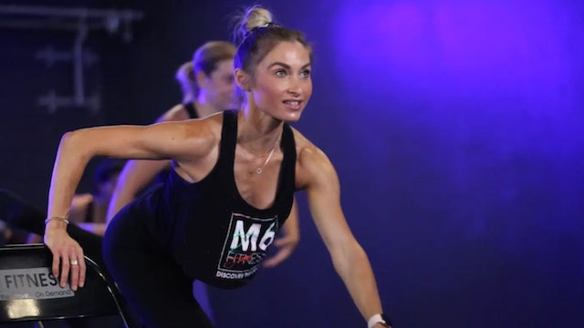 SHAPEBARRE LEAN AND LENGTHEN WITH MICHELLE