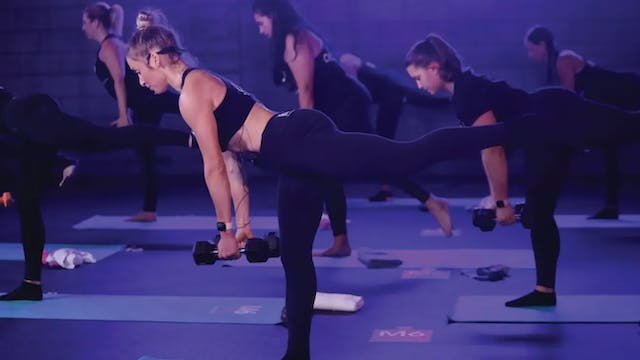 MAT ABS & BOOTY BURN WITH MICHELLE