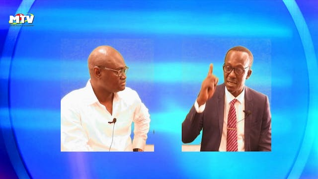 Babacar Diop PDS France Face Pape Cheikh Fall: Langue Wolof