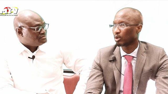Ibrahima Diop face à Pape Cheikh Fall, 2em partie, Langue Wolof