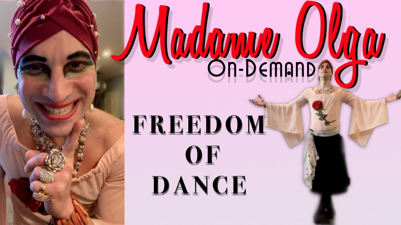 Madame Olga and the Freedom of the Dance- Season 2