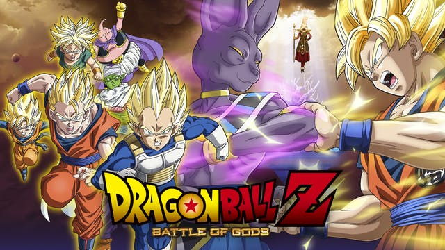 Dragon Ball Z: Battle of Gods (SD)