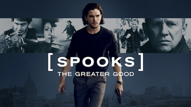 Spooks: The Greater Good (SD)